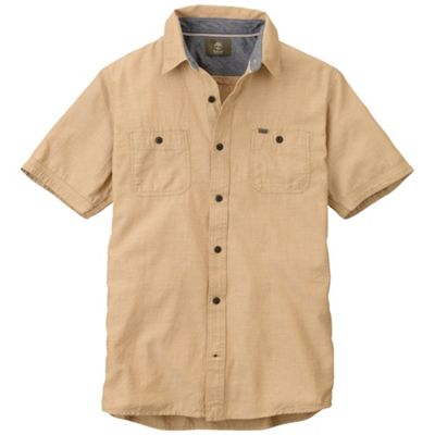 Timberland Men's Earthkeepers SS Chambray Shirt