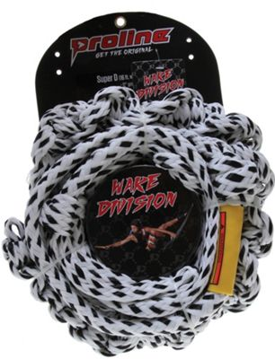 Proline Super D 10' Braided Tail w/ 2 Section Mainline 16Ft