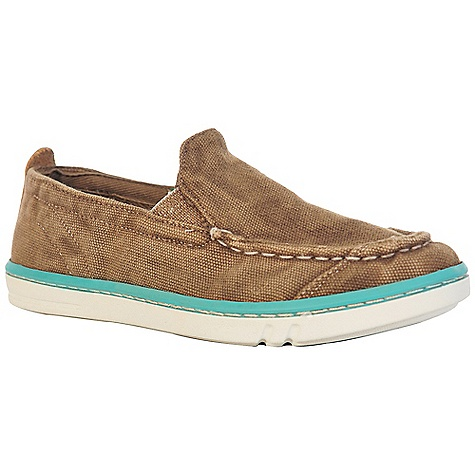 Timberland Youth Earthkeepers Hookset Hand Crafted Shoe Brown