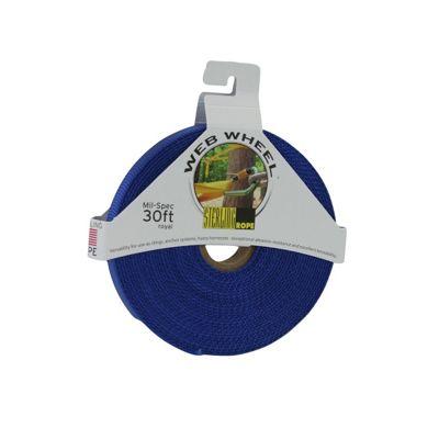 Sterling Rope Mil Spec 30FT Web Wheel