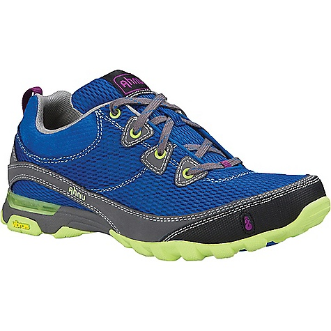 Ahnu Women's Sugarpine Air Mesh Shoe Tahoe
