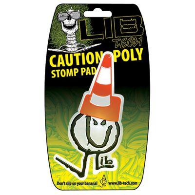 Lib Tech Caution Poly Stomp Pad