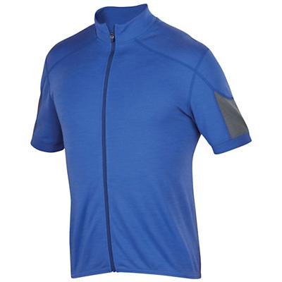 Ibex Men's Giro Full Zip Jersey Top