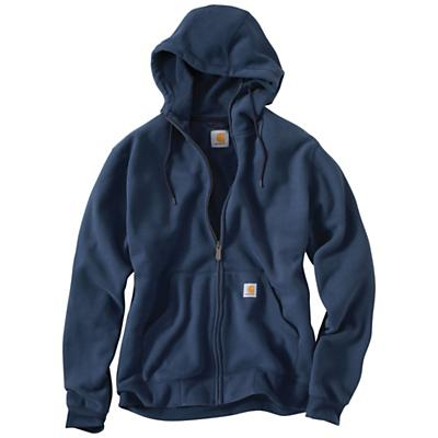 Carhartt Men's Brushed Fleece Hooded Zip Sweatshirt