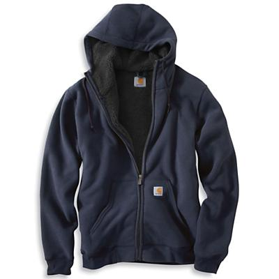 Carhartt Men's Brushed Fleece Sherpa Lined Sweatshirt