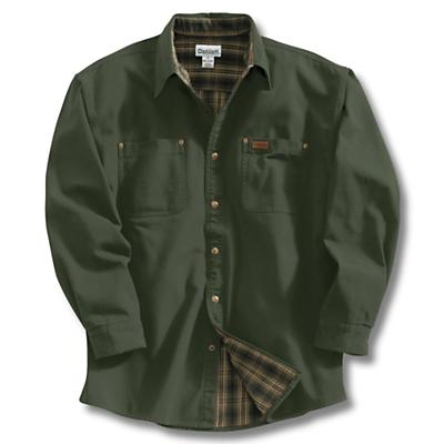 Carhartt Men's Classic Canvas Shirt Jac
