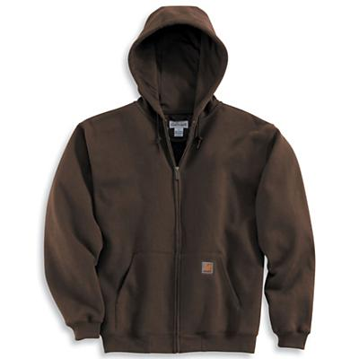 Carhartt Men's Heavyweight Hooded Zip Front Sweatshirt