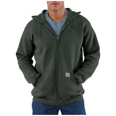 Carhartt Men's Heavyweight Hooded Zip Front Sweatshirt