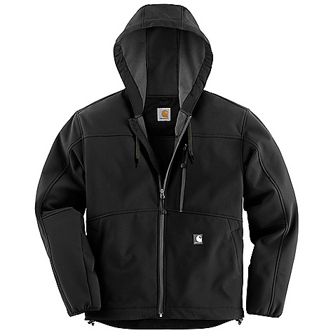 Carhartt Soft Shell Hooded Jacket