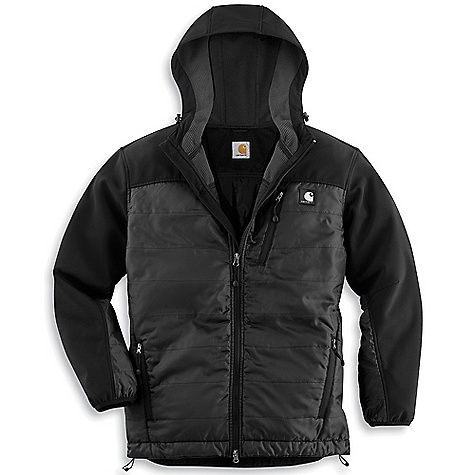 Carhartt Soft Shell Hybrid Jacket