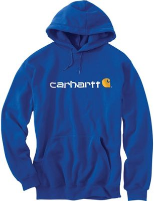 Carhartt Men's Signature Logo Midweight Sweatshirt