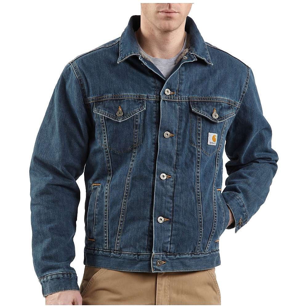 Find great deals on eBay for mens lined denim jackets. Shop with confidence.