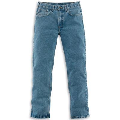 Carhartt Men's Traditional Fit Straight Leg Jean