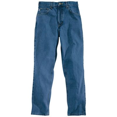 Carhartt Men's Traditional Fit Tapered Leg Jean