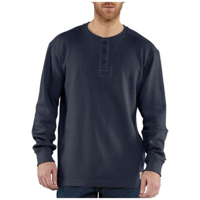 Carhartt Men's Textured Knit Henley Top
