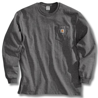 Carhartt Men's Workwear Pocket Long Sleeve T-Shirt