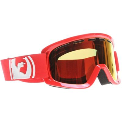 Dragon D2 Goggles Beardfest Dap/Ionized + Yellow Blue Ionized Lens - Men's