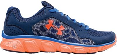 Under Armour Boys' UA BGS Micro G Assert IV Shoe