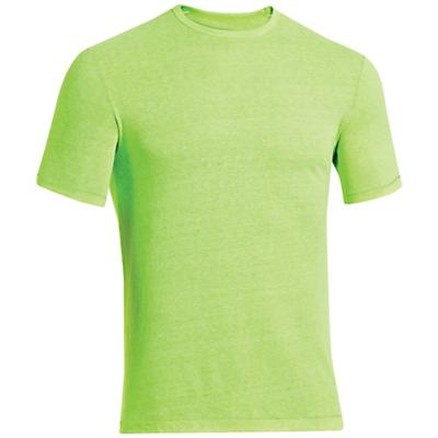 Under Armour Men's Charged Cotton Tri Blend Short Sleeve Crew Tee