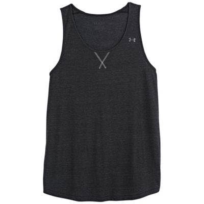 Under Armour Men's Charged Cotton Tri Blend Tank