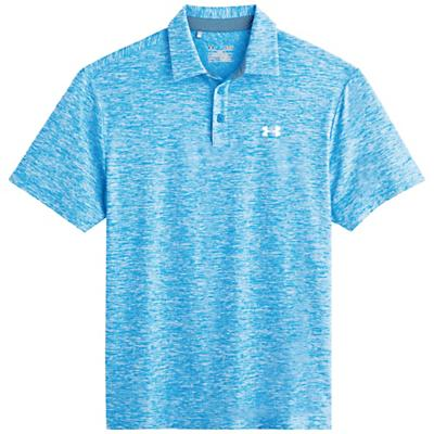 Under Armour Men's Elevated Heather Polo Tee