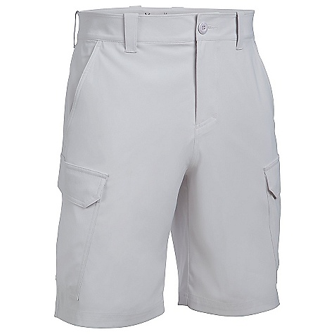 Under Armour Men's UA Fish Hunter Cargo Short Glacier Grey / Steel