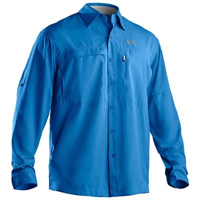 Under Armour Men's Flats Guide Long Sleeve Shirt