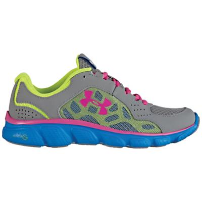 Under Armour Girls' UA GGS Micro G Assert IV Shoe