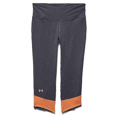 Under Armour Women's Fly By Compression Capri 1243045-002