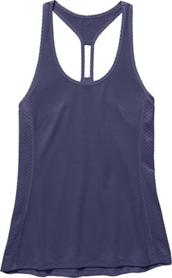 Under Armour Women's Fly By Stretch Mesh Tank