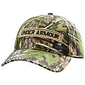 Under Armour Heatgear Camo Cap