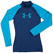 Under Armour Boys' UA Lotide Long Sleeve Compression Top