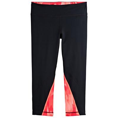 Under Armour Women's UA Perfect Rave Retro Capri