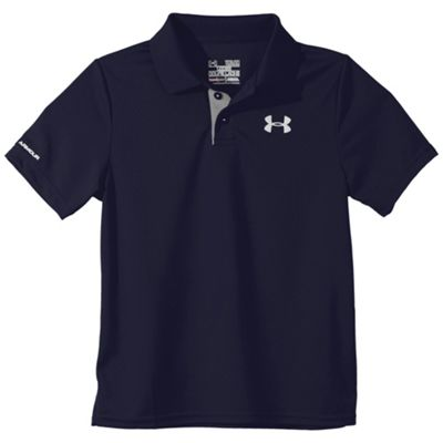 Under Armour Boys' UA Match Play Polo Shirt