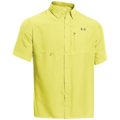 Under Armour Men's UA Spinner SS Shirt