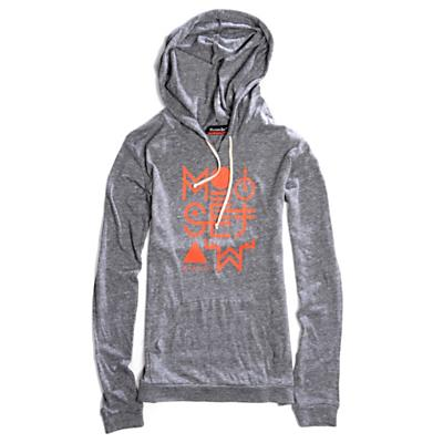 Moosejaw Women's Aimless Tri-Blend Pullover Hoody
