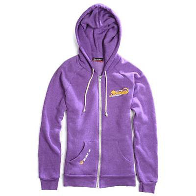 Moosejaw Women's Chin Music Tri-Blend Zip Hoody