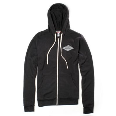 Moosejaw Men's Shady Tree Tri-Blend Zip Hoody