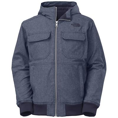 The North Face Boys' Hooded Soft Shell Jacket