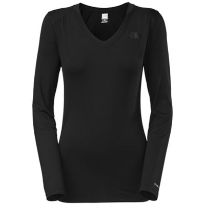 The North Face Women's L/S RDT V-Neck Top