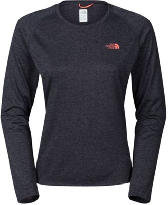 The North Face Women's L/S Reaxion Amp Tee