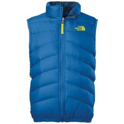The North Face Boys' Reversible Perrito Vest