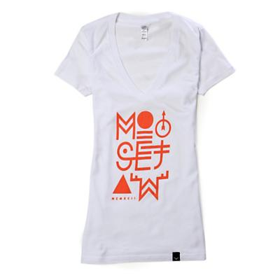Moosejaw Women's Aimless V Neck SS Tee