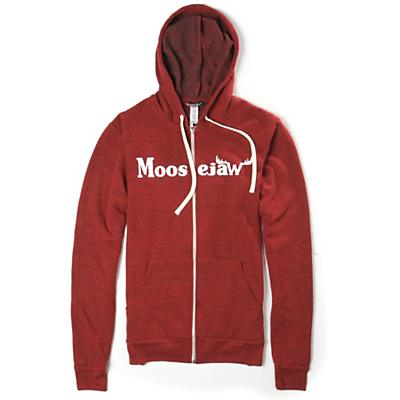 Moosejaw Men's Original Glow in the Dark Tri-Blend Zip Hoody