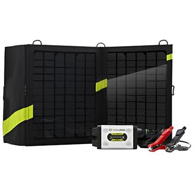 Goal Zero Guardian 12V Solar Recharging Kit with Nomad 13 Solar Panel