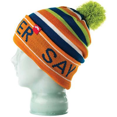 Spacecraft Motto Pom Beanie