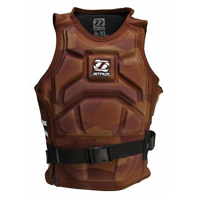 Jet Pilot A-10 Molded S/E Comp Wakeboard Vest - Men's