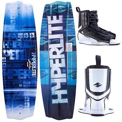 Hyperlite State 2.0 Wakeboard 135 w/ Remix Boots - Men's