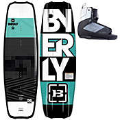 Byerly Monarch Wakeboard 56 w/ Standard Boots - Men's