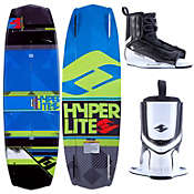 Hyperlite Forefront Wakeboard 139 w/ Remix Boots - Men's